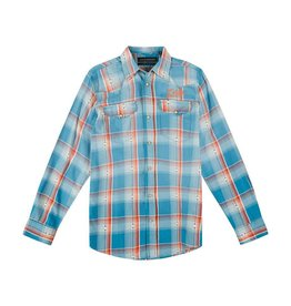 Deus Ex Machina Deus Ex Machina Bobby Check Long Sleeve Shirt