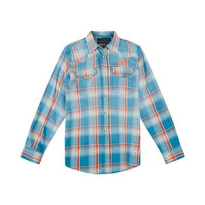 Deus Ex Machina Bobby Check L/S Shirt