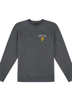 Deus Ex Machina Devil Crew Sweater