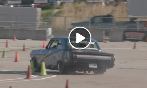 FR Owner Ken Thwaits Races Goodguys