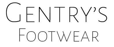 Gentry's Footwear