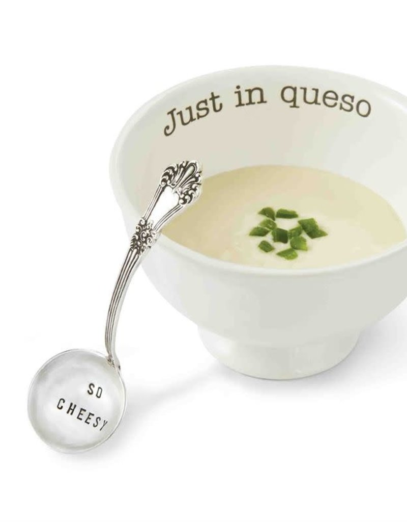 Mudpie Just In Queso Bowl Set