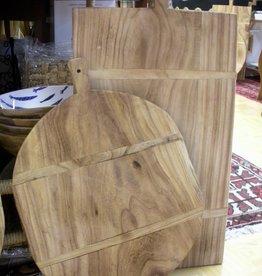 Kim Taylor & Company Round Wooden Board