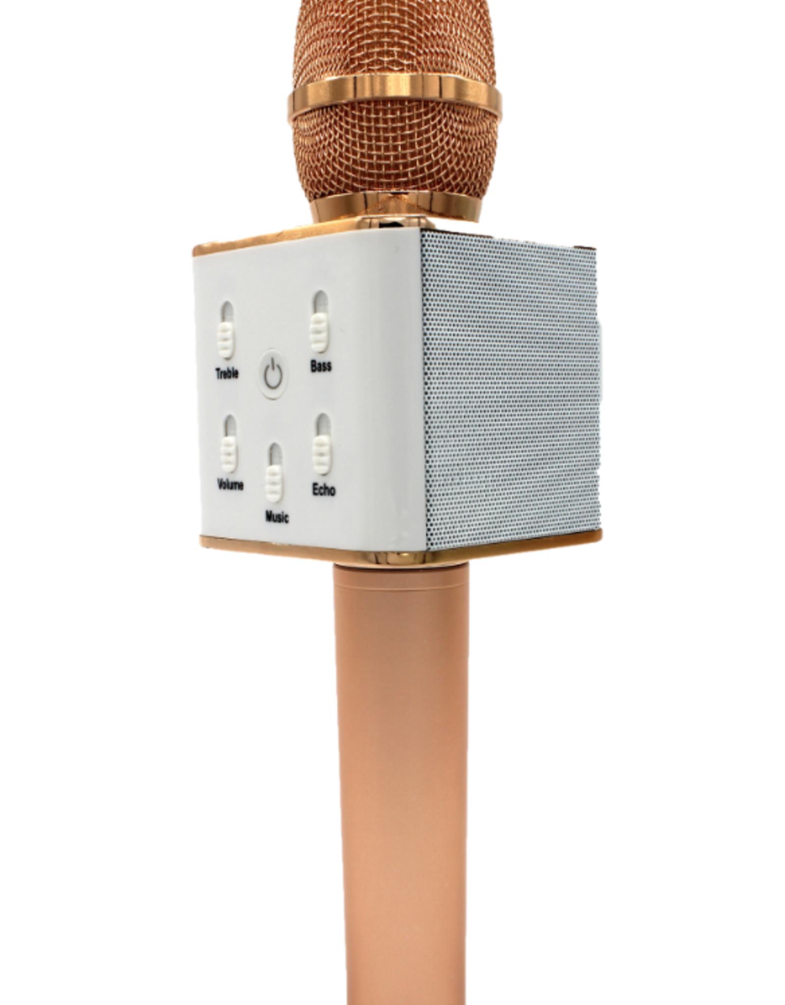 Funky Rico Wireless Karaoke Microphone