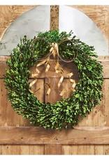 Mudpie Gold Bow Wreath Hanger