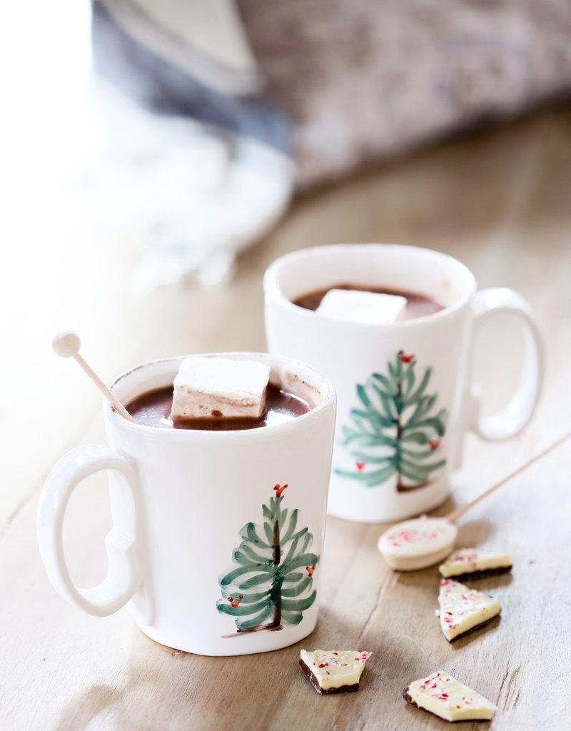 Vietri Lastra Holiday Mug