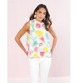 Mudpie Eleanor Sleeveless Top