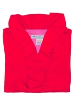 Gretchen Scott Ruffneck Sleeveless Top in Crimson