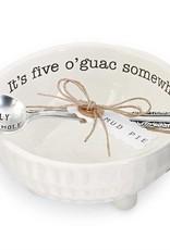 Mudpie Five O' Guac Somewhere Bowl Set