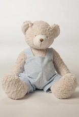 Birchwood Trading Stuffed Teddy Bear with Jumper - Blue