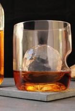 Go Vino 14 OZ Whiskey Glasses Set/4