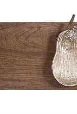 Mudpie Harvest Gourd Metal and Wood Serving Board