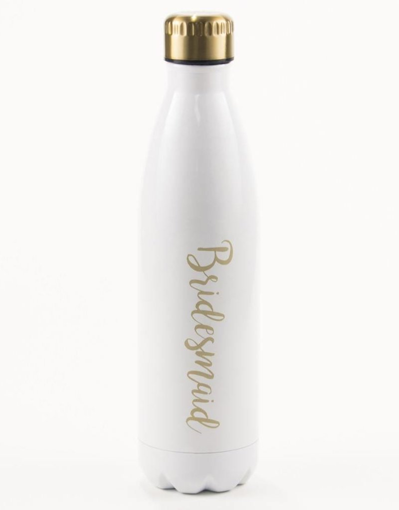 The Royal Standard Bridesmaid Insulated Refresh Bottle