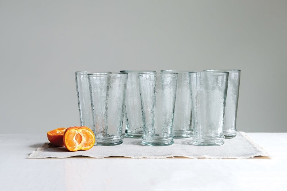 Recycled Glass Drinking Glass