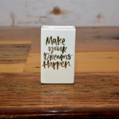 Porcelain Matchbox