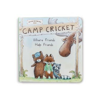 Camp Cricket Book: Where Friends Help Friends