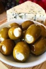 BLEU CHEESE STUFFED OLIVES