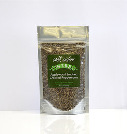 APPLEWOOD SMOKED CRACKED PEPPERCORNS 2.5oz