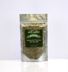 HERBS DE PROVENCE W/ SEA SALT 2.5oz