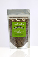 s.a.l.t. sisters HICKORY SMOKED SEA SALT 3oz