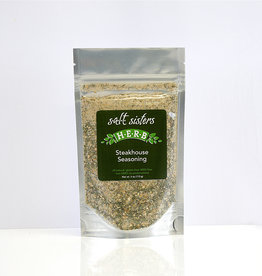 STEAKHOUSE SEASONING 4oz