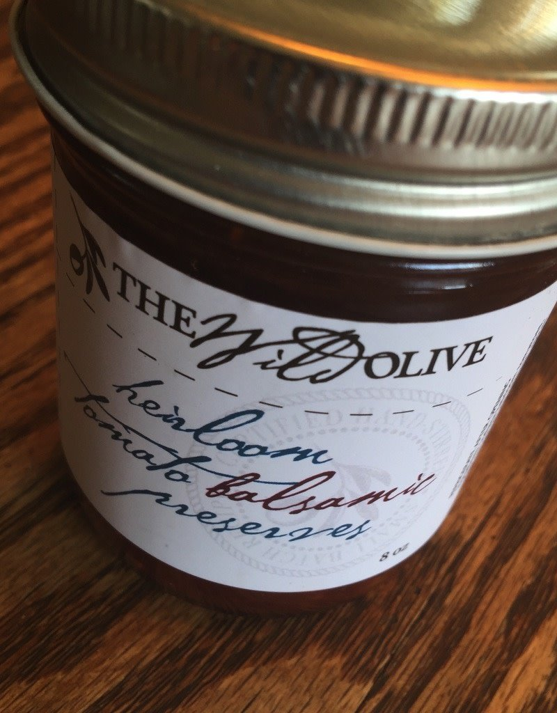 HEIRLOOM TOMATO BALSAMIC PRESERVES