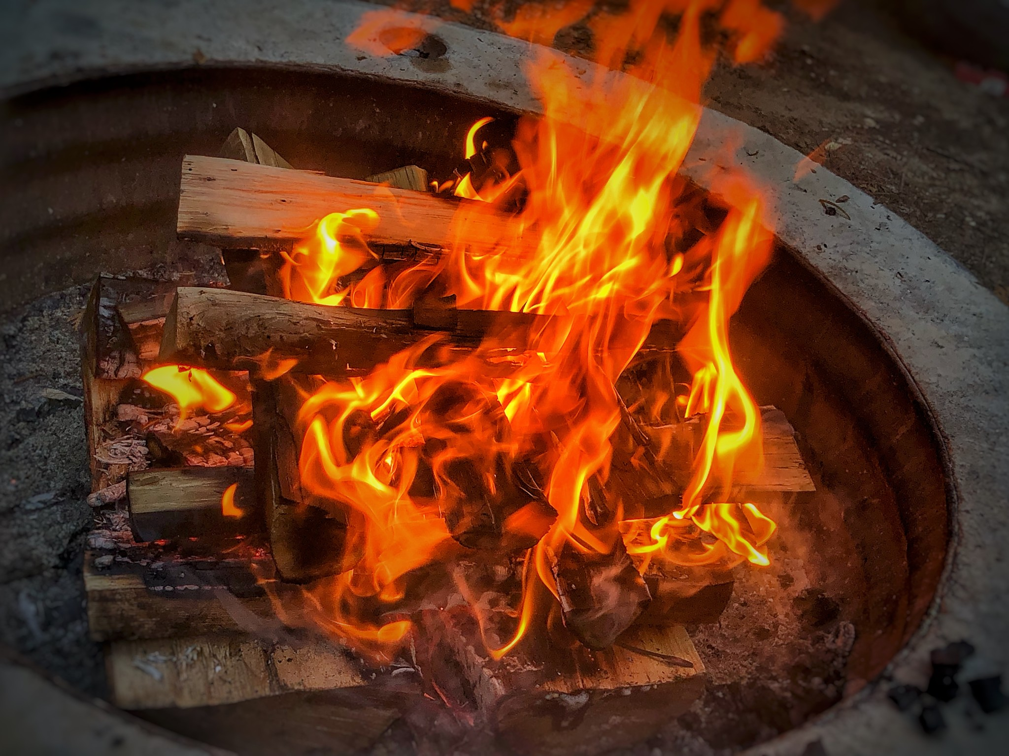 Woodfire Cooking