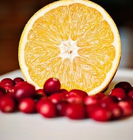 CRANBERRY ORANGE BALSAMIC VINEGAR