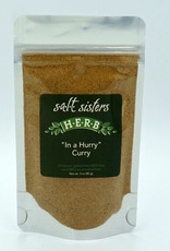 s.a.l.t. sisters IN A HURRY CURRY 3oz