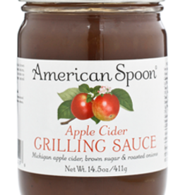 American Spoon AMERICAN SPOON APPLE CIDER GRILLING SAUCE