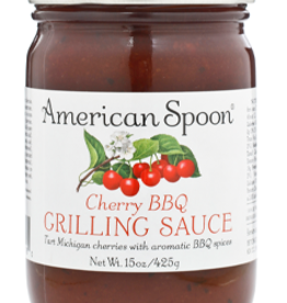American Spoon AMERICAN SPOON CHERRY BBQ GRILLING SAUCE