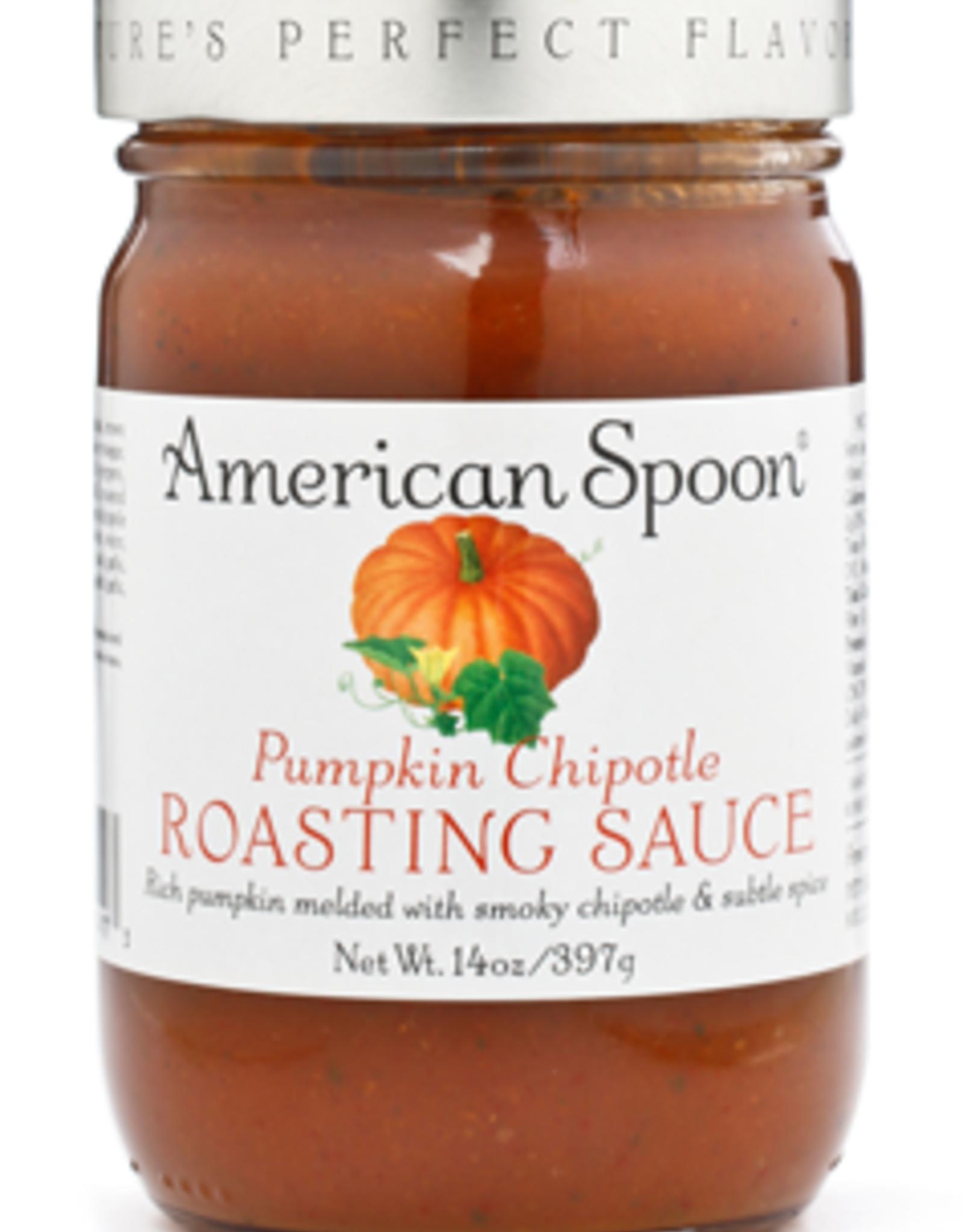 American Spoon AMERICAN SPOON PUMPKIN CHIPOTLE ROASTING SAUCE