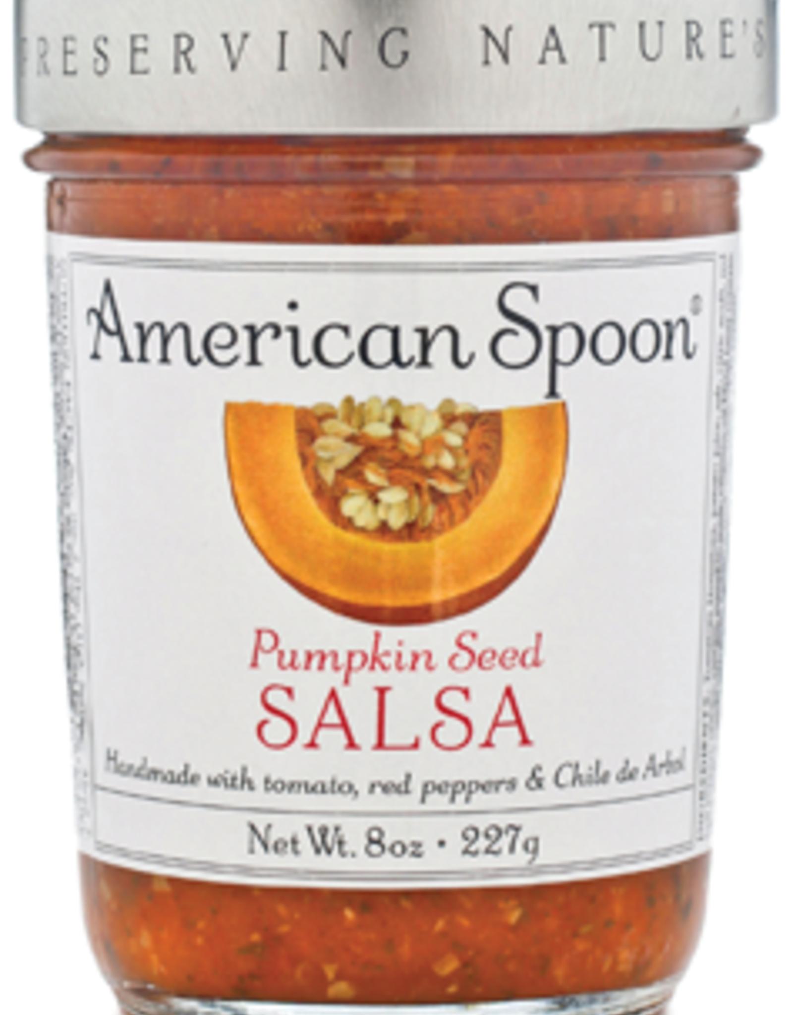 American Spoon AMERICAN SPOON PUMPKIN SEED SALSA