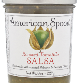 American Spoon AMERICAN SPOON ROASTED TOMATILLO SALSA