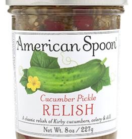 American Spoon AMERICAN SPOON CUCUMBER PICKLE RELISH