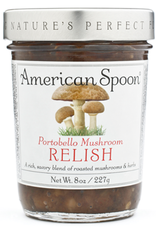 American Spoon AMERICAN SPOON PORTOBELLO MUSHROOM RELISH