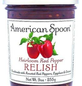 American Spoon AMERICAN SPOON HEIRLOOM RED PEPPER RELISH