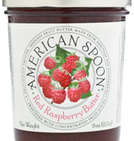American Spoon AMERICAN SPOON RED RASPBERRY BUTTER (SEEDLESS)