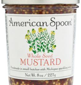American Spoon AMERICAN SPOON WHOLE SEED MUSTARD