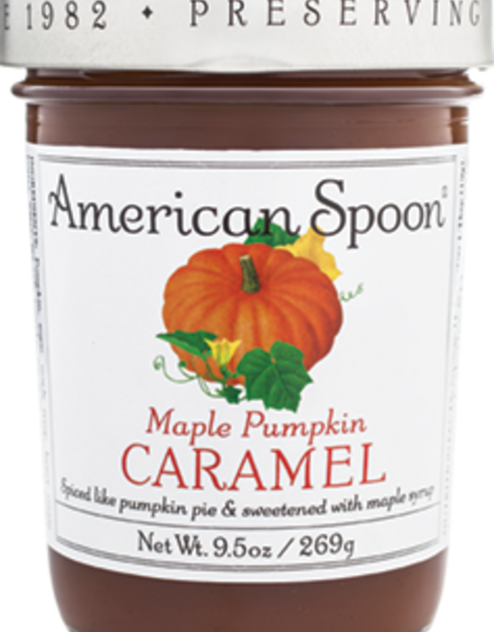 American Spoon AMERICAN SPOON MAPLE PUMPKIN CARAMEL