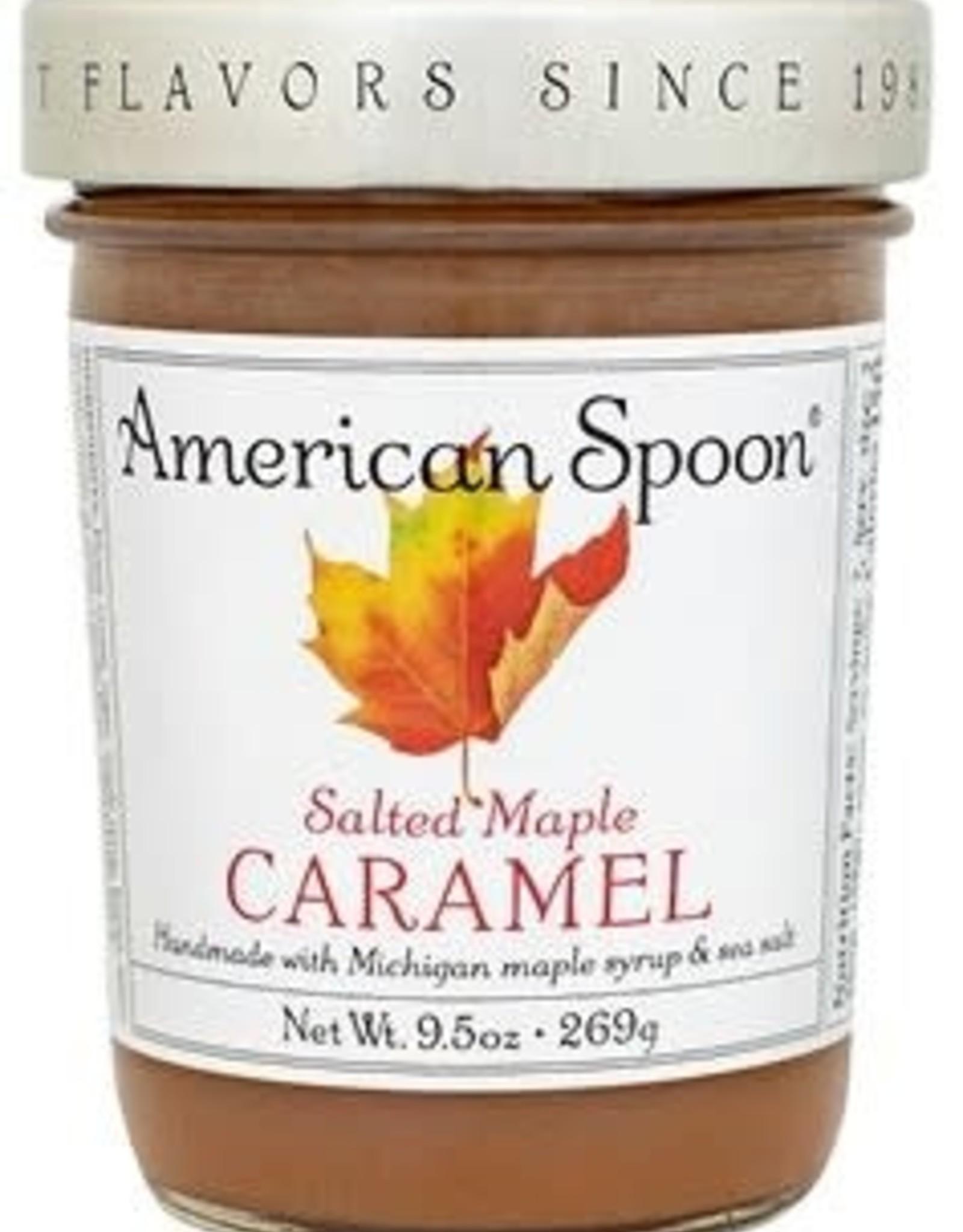 American Spoon AMERICAN SPOON SALTED MAPLE CARAMEL