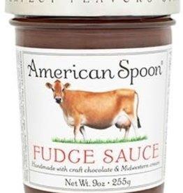 American Spoon AMERICAN SPOON CHOCOLATE FUDGE SAUCE
