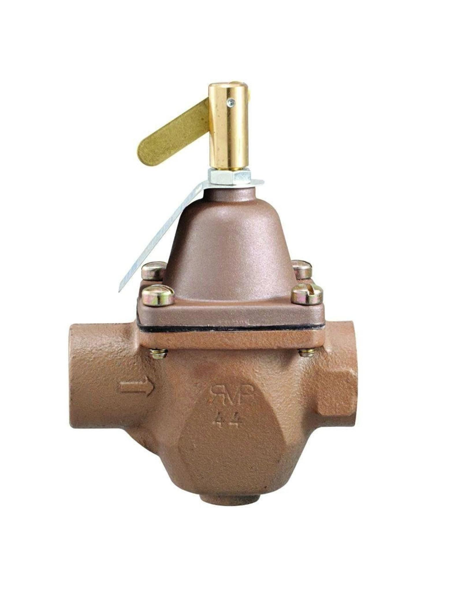 Watts Brass & Tubular 1156F 1/2 1/2 Boil Feed Regulator