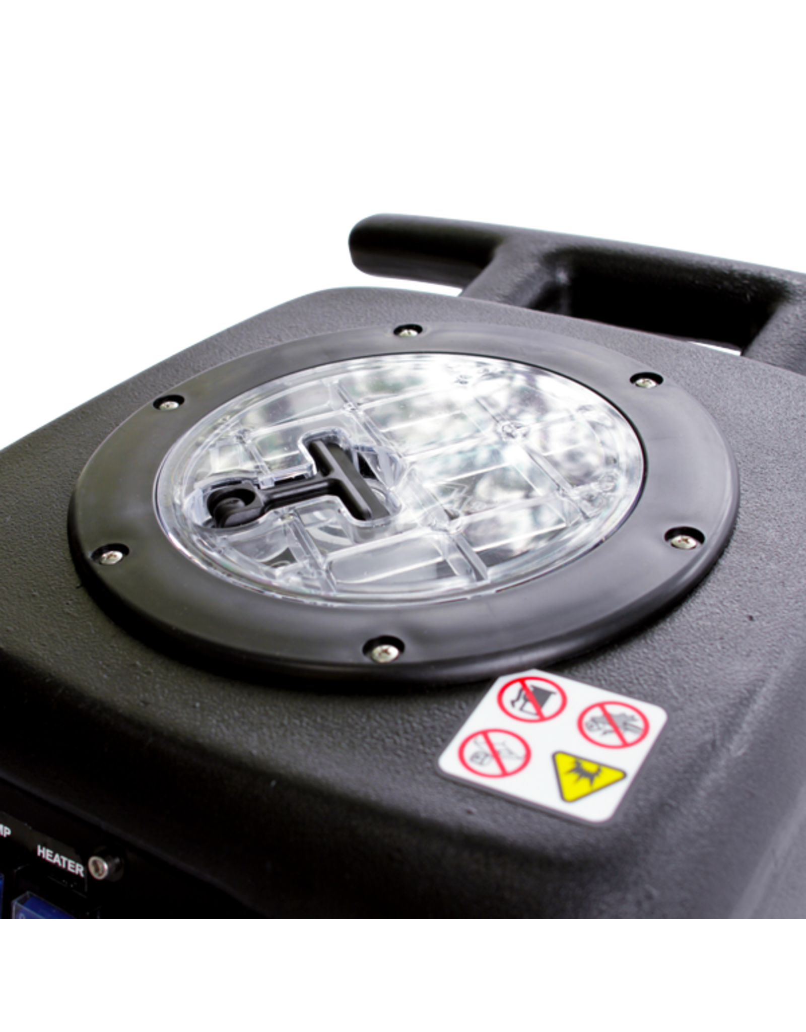 HP120 Grand Prix™ Automotive Heated Detail Extractor