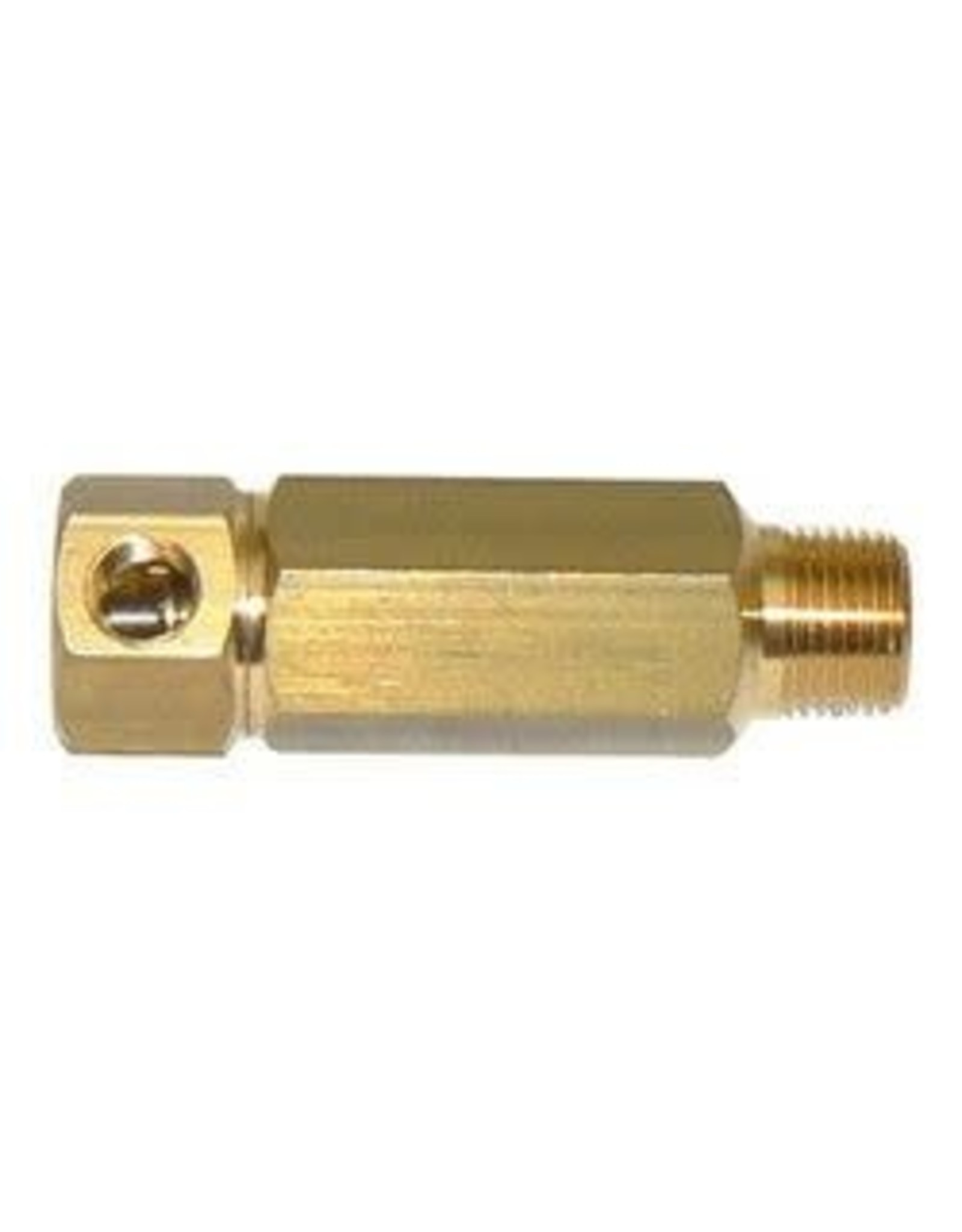 """Thermo Valve 7172 cat pump 1/2"""" Inlet Port 180 Degrees F"""