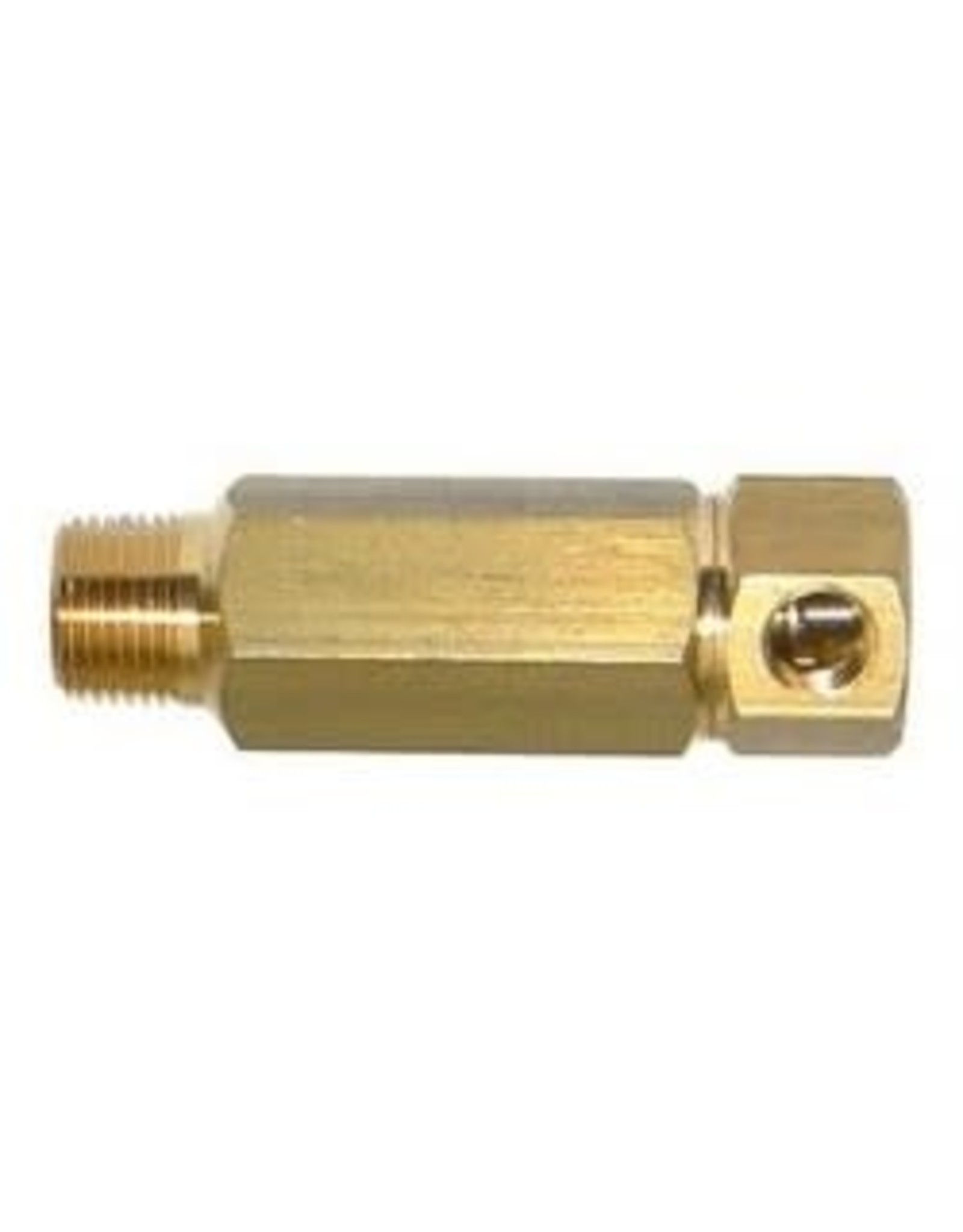 """Thermo Valve 7144 cat pump 3/8"""" Inlet 165 Degrees F"""