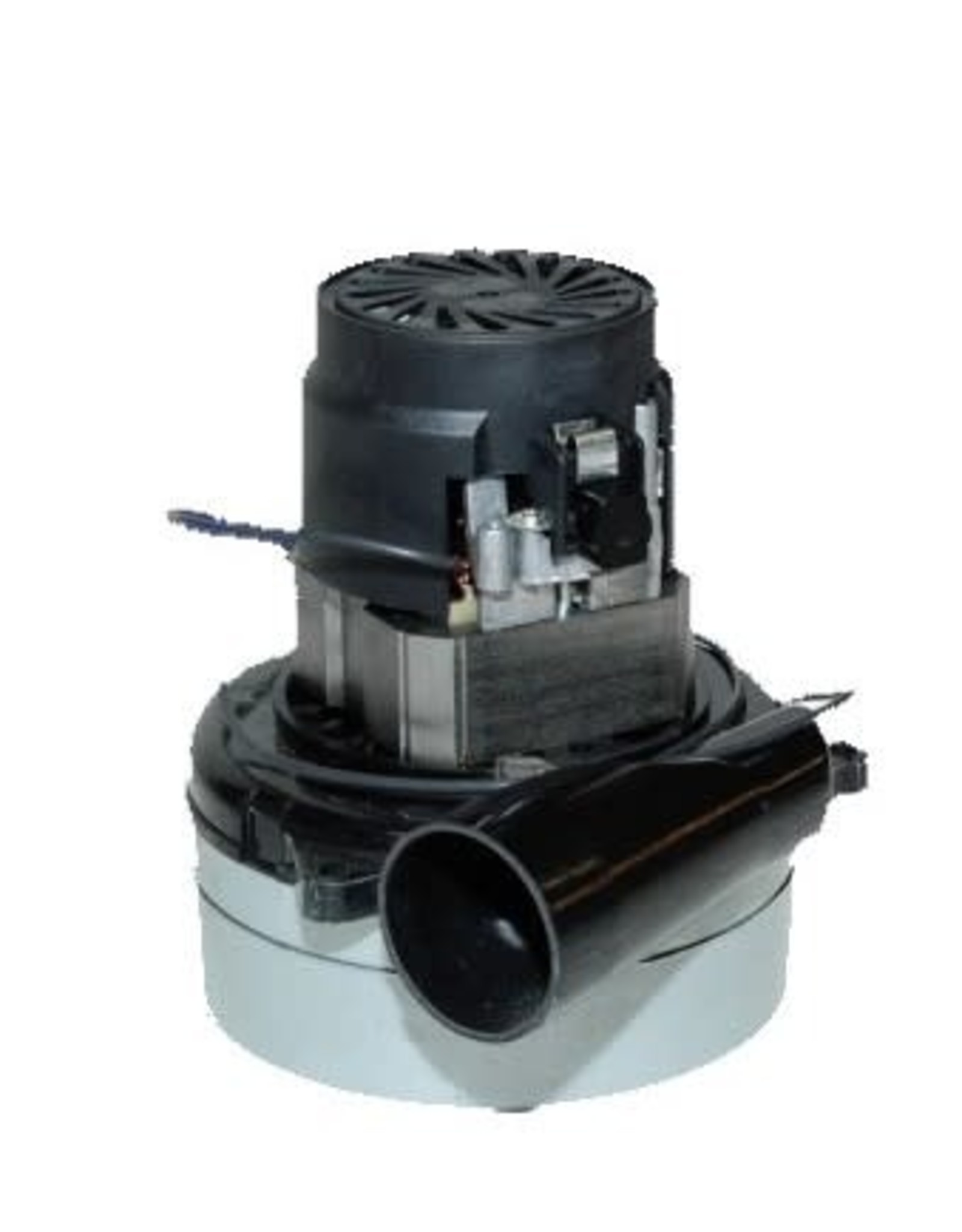 2 stage motor