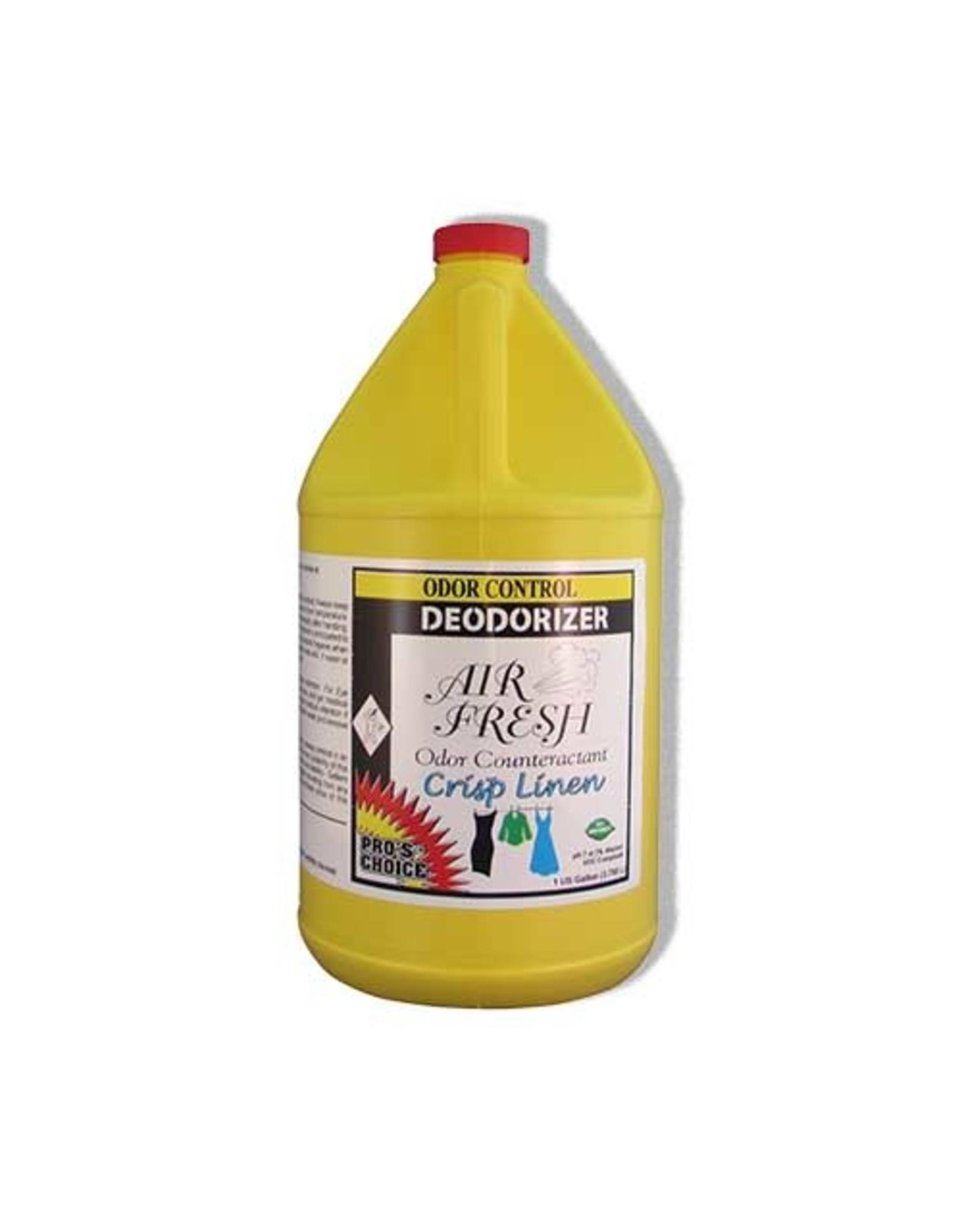 Pro's Choice Air Fresh Crisp Linen