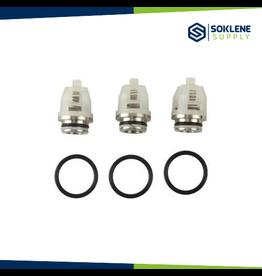 30821 set of 3 check valves