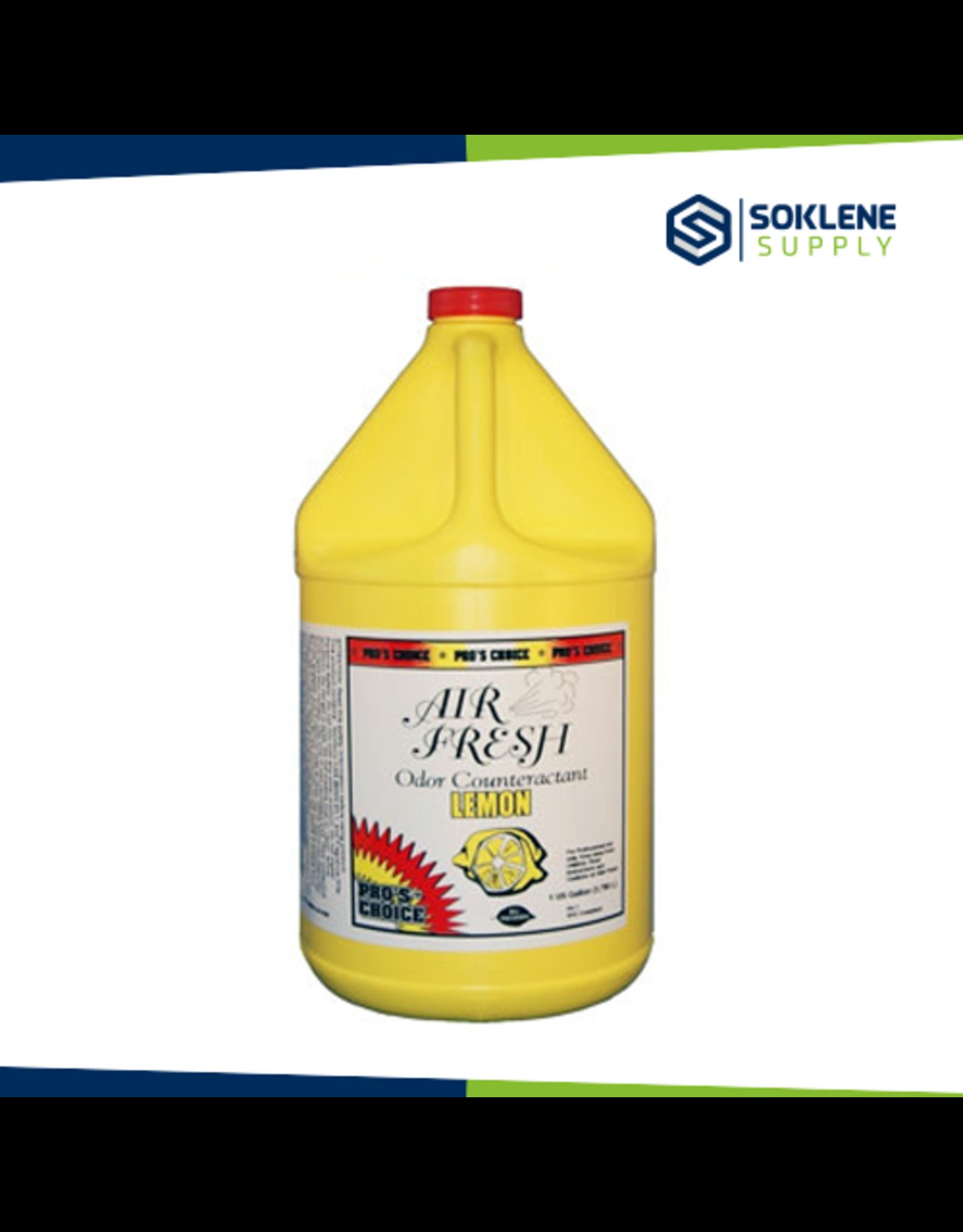 Pro's Choice Air Fresh Lemon